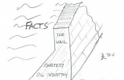 wall of lies